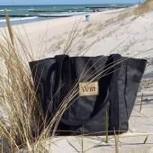Nasza torba powędrowała w weekend nad polskie morze 🌊🐚  A już niebawem pojawią się nowości na które nie możemy się doczekać 🤭 mamy nadzieję, że spodobają się i Wam. 🤍 Przesyłamy dużo uśmiechu! 🌞 link do torby- https://sklep.witt.com.pl/shopper/115-czarny-shopper.html